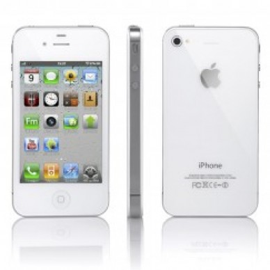 iPhone 4s White 16gb